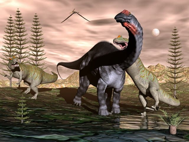 How-did-long-neck-dinosaurs-protect-themselves-AdventureDinosaurs