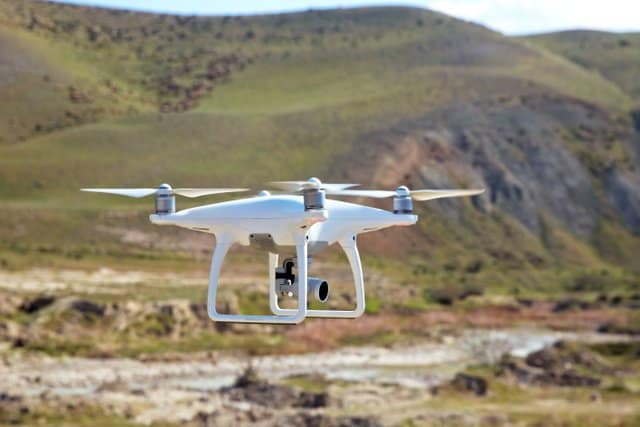Drones-with-camera-can-cover-ground-faster-in-search-for-dinosaurs-AdventureDinosaurs